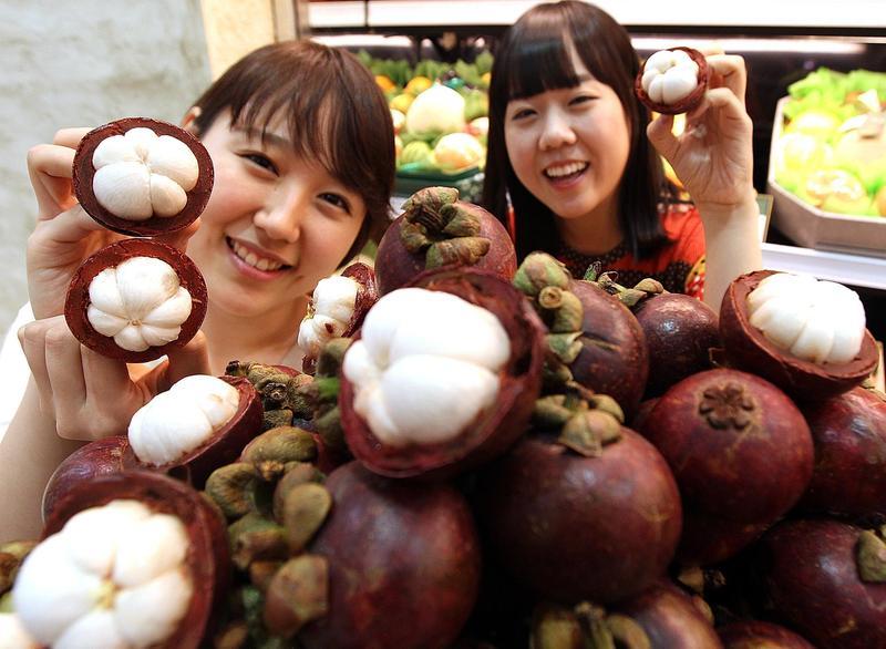 農委會日前公告,將有條件開放泰國常溫山竹進口台灣。(東方IC)