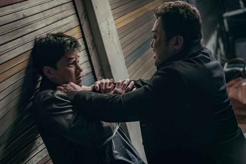 馬東石主演的《極惡對決》獲席維斯史特龍青睞,將製作好萊塢版本。(威視電影提供)