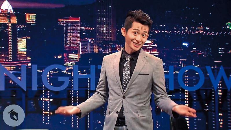 博恩靠著單口喜劇爆紅,現在已擁有自己的大型售票節目《博恩夜夜秀》,門票相當熱銷。(翻攝自《博恩夜夜秀》YouTube)