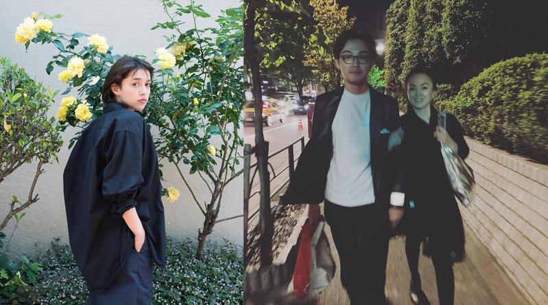 松田龍平忙著跟家人慶生,除了媽媽(右)之外還有前妻及女兒,讓他小15歲的女友崩潰暴哭。(翻攝松田翔太、needsupplyjpIG)