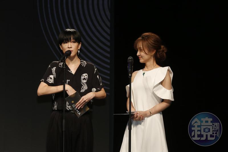 第30屆金曲獎堪稱是樂團實力大爆發,總共有8組樂團入圍,陳珊妮指樂團部分引起評審諸多討論。