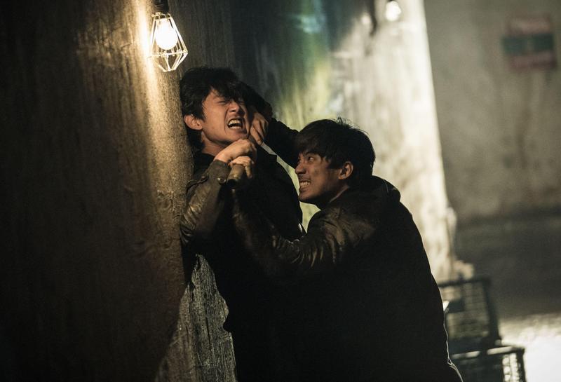 吳慷仁、林哲熹主演的《狂徒》被選為兩岸電影展北京開幕片,兩位男主角都將赴對岸參與盛會。(兩岸電影展提供)