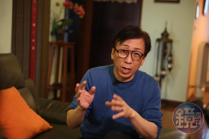 經常針貶時事的苦苓今在臉書以〈台灣需要怎樣的總統?〉為題發文。