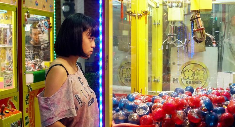 李夢苡樺以《三天兩夜》入圍第21屆台北電影獎最佳新演員獎。(公視提供)