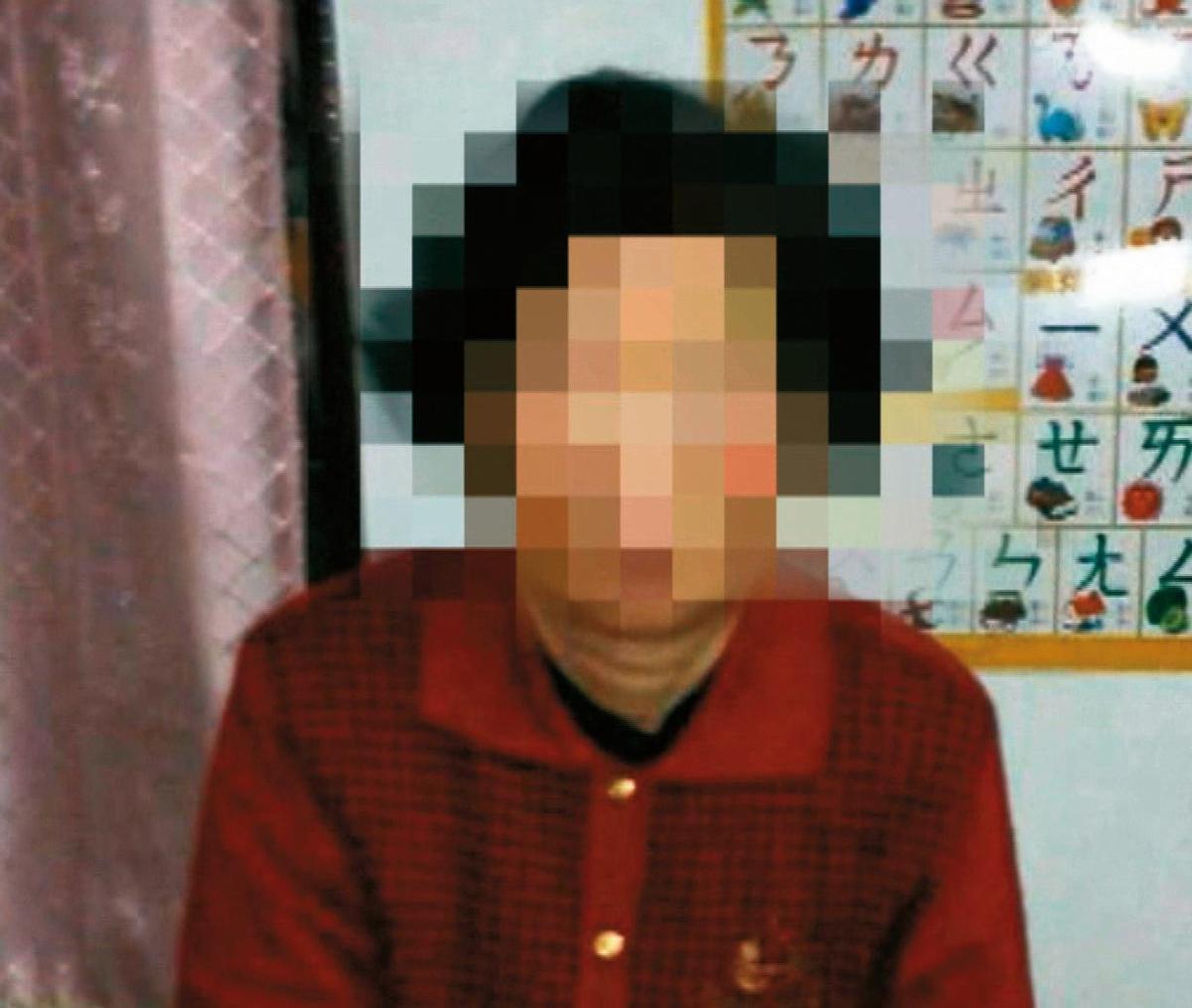 郭姓老婦遭殺害後,屍體被棉被包裹丟棄在西濱快速道路15.5公里處下方。