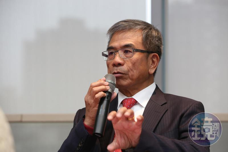 仁寶副董事長陳瑞聰是布局醫療事業的主要操盤手。