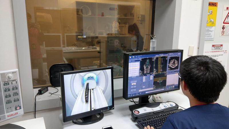 仁寶轉投資宇核生醫旗下的核心動物醫院導入電子化病歷,收集寵物疾病大數據。(翻攝自核心動物醫院)