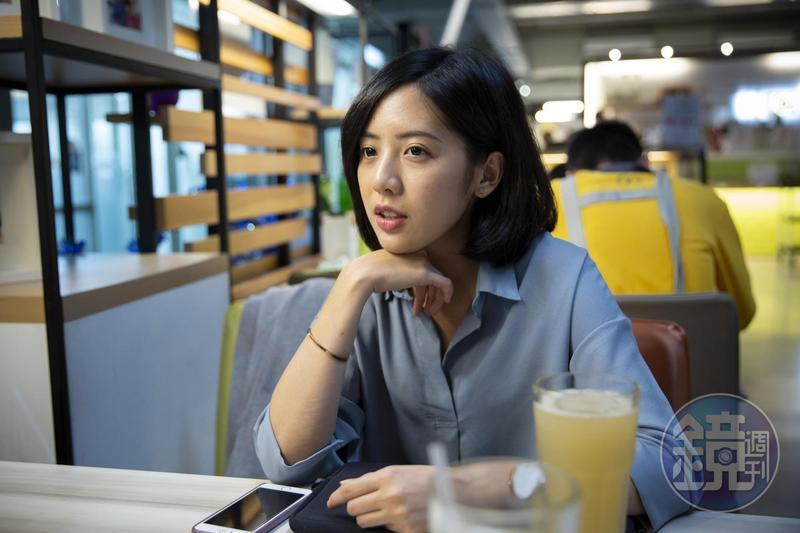 「學姊」黃瀞瑩今(31)日上直播,坦言已經單身5個月,分手日本男友。(本刊資料照)