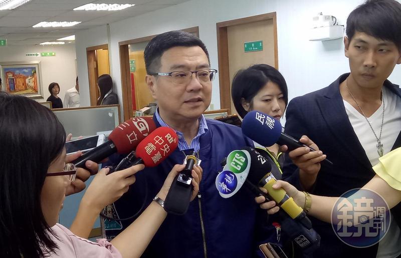 民進黨主席卓榮泰宣示,初選民調務必做到絕對專業與公正。