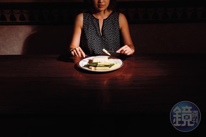 Amy的康復計畫是吃市場買得到的食物,但每個食癮患者依個人健康狀況,康復計畫不同,不是每個食癮患者都這樣吃。