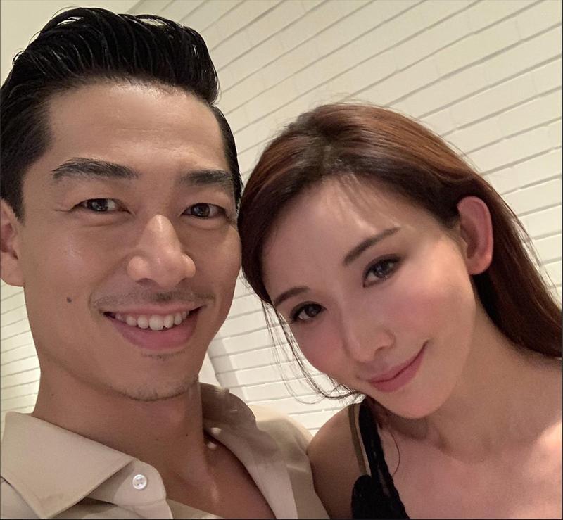 林志玲閃婚Akira,震驚演藝圈。(林志玲工作室提供)
