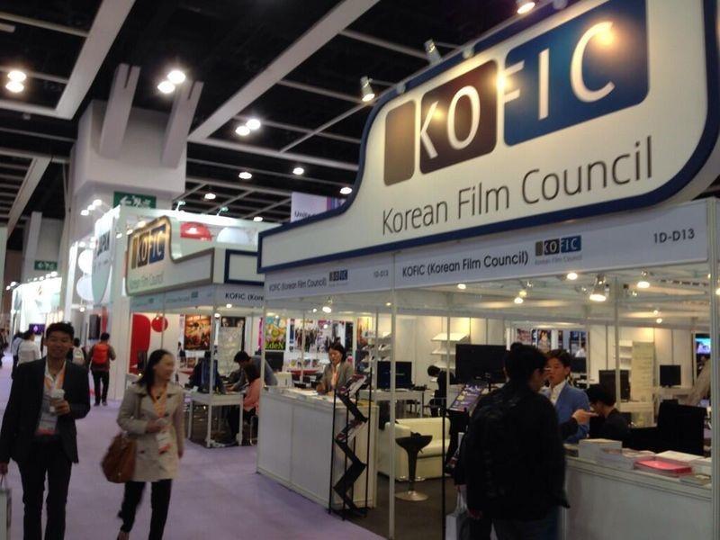 韓國電影振興委員會(KOFIC)以提升韓國電影質量為目的,近年積極向全球推廣韓國電影及電影產業。(翻攝自Naver)