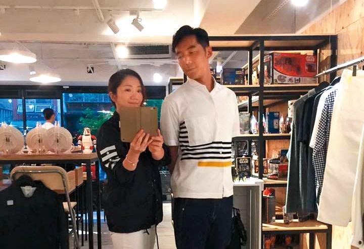 陶晶瑩和李李仁結婚15年,兩人結婚至今感情一直甜蜜蜜,陶晶瑩不時都會PO出自己和李李仁的合照。(翻攝自陶晶瑩臉書)