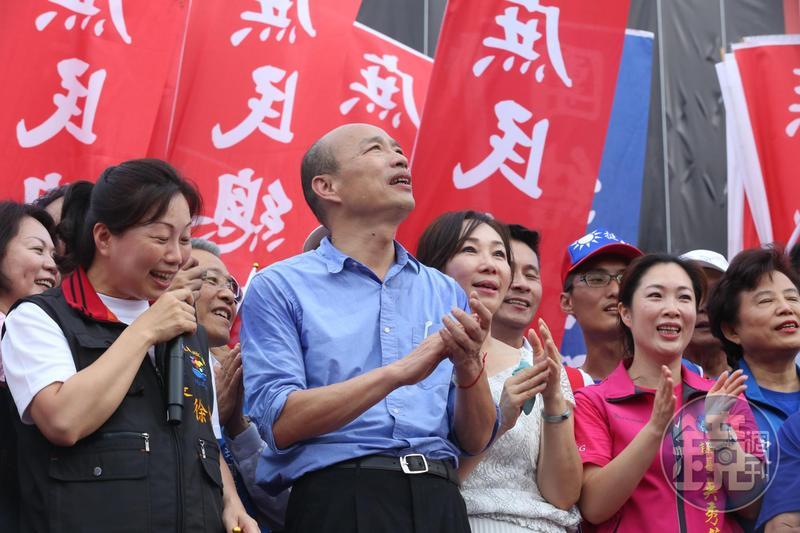 韓國瑜昨(10日)晚臉書發千字長文,表示自己就是庶民,自己非常關心台灣的庶民。