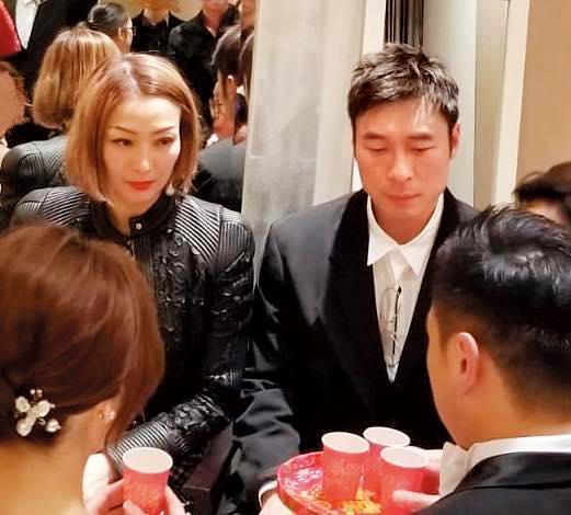 許志安和鄭秀文相戀多年才結婚,卻因車上吻小三事件幸福崩壞。(翻攝鄭秀文IG)