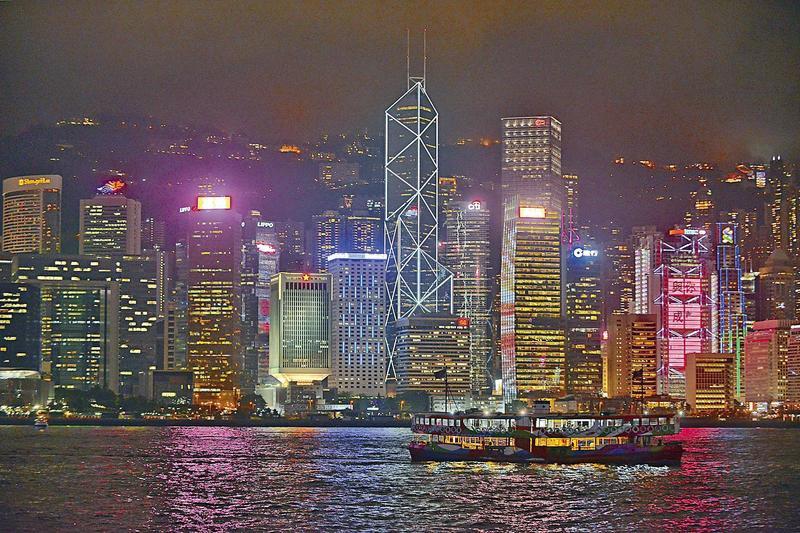 各界對香港的擔憂,恐怕危及全球金融中心地位。(東方IC)
