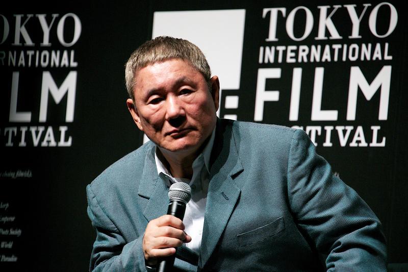 日本導演北野武淨身出戶,結束39年婚姻。(東方IC)