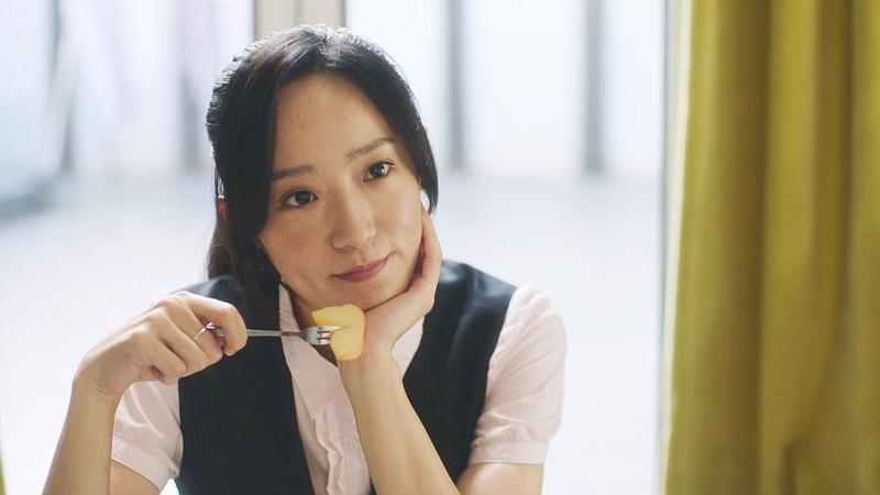 林子熙表示大學時期的自己曾夢想一畢業後就要結婚、生小孩,才是100分的人生。(公視提供)
