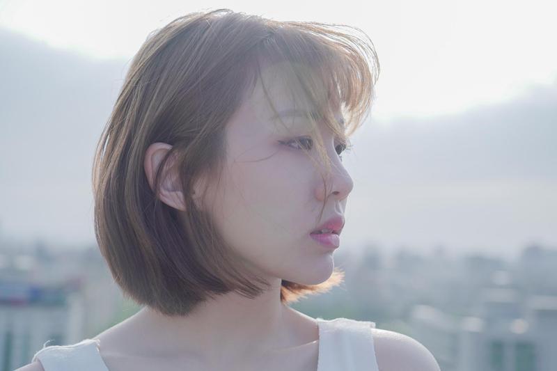 陳洛在17直播上擁有高人氣,更被製作人譽為「精靈女聲」。(17 Media提供)