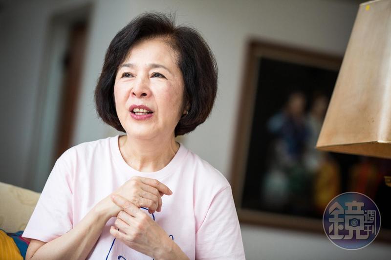 盛太太是家中的財務總管,她對理財很有自己的看法,更會每天看報了解全球的經濟局勢。