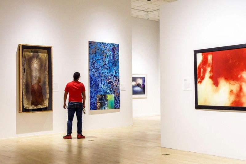 去美術館欣賞藝術品的時候,如果那件藝術品讓你覺得不美、不舒服,它還能被稱得上藝術嗎?實際上,美的感受不是藝術品的唯一價值。(東方IC)