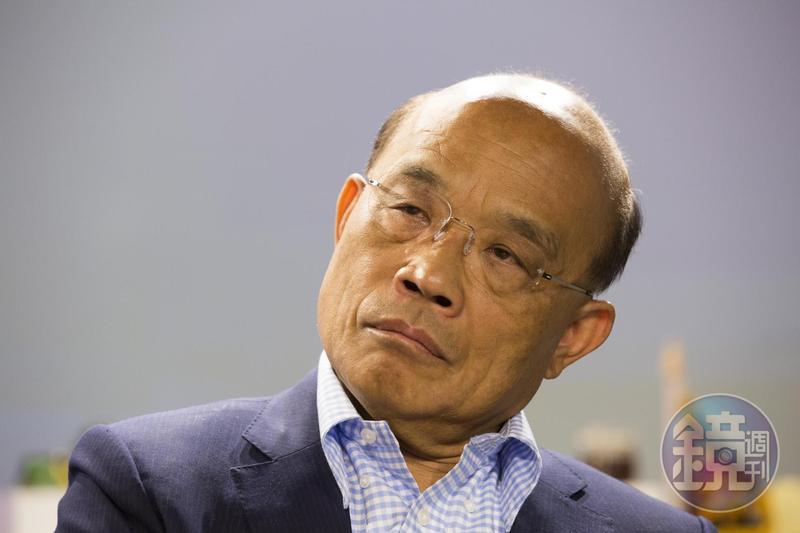針對高雄登革熱防疫,蘇貞昌今日回應韓國瑜,「連一隻蚊子都治不好,還四處趴趴走說要治國,這會不會太荒唐。」