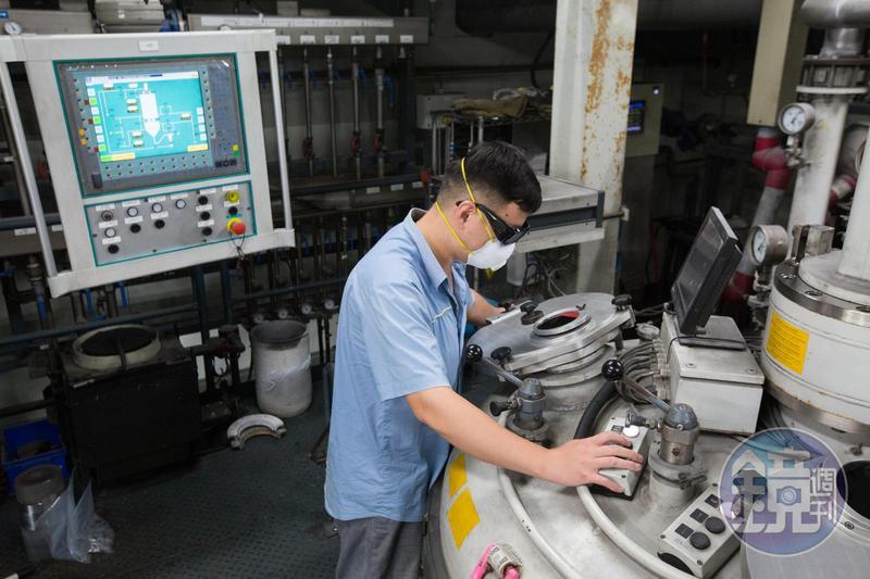 擁有廢金屬回收精煉技術,光洋科因此被台鋼集團看上。
