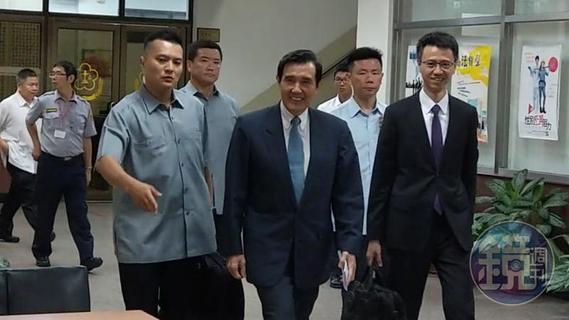 前總統馬英九洩密案更一審辯結,訂7月12日宣判。