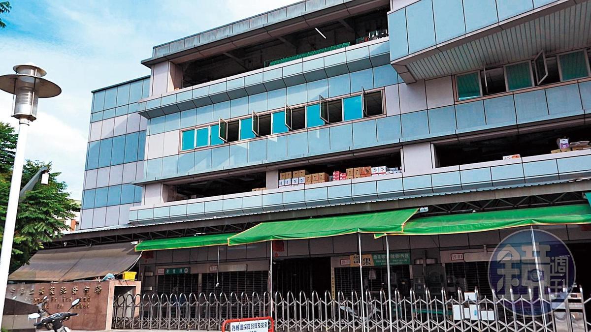 北檢直搗第一果菜市場辦公室,偵辦2年的韓國瑜背信案又有新進展。
