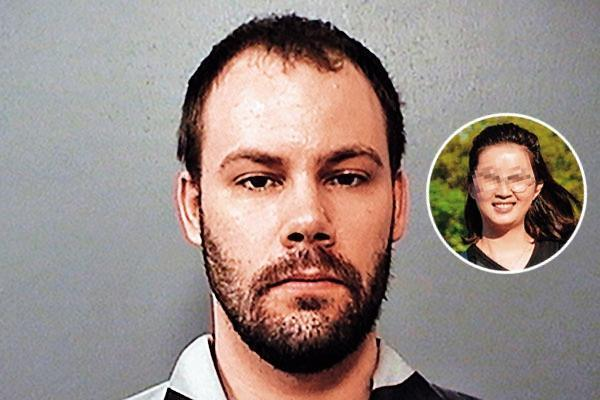 大陸留學生章瑩穎(右圖)在美國遭姦殺,警方查出嫌犯克里斯坦森是從「暗網」學習犯罪手法。(翻攝伊利諾伊大學警察局)