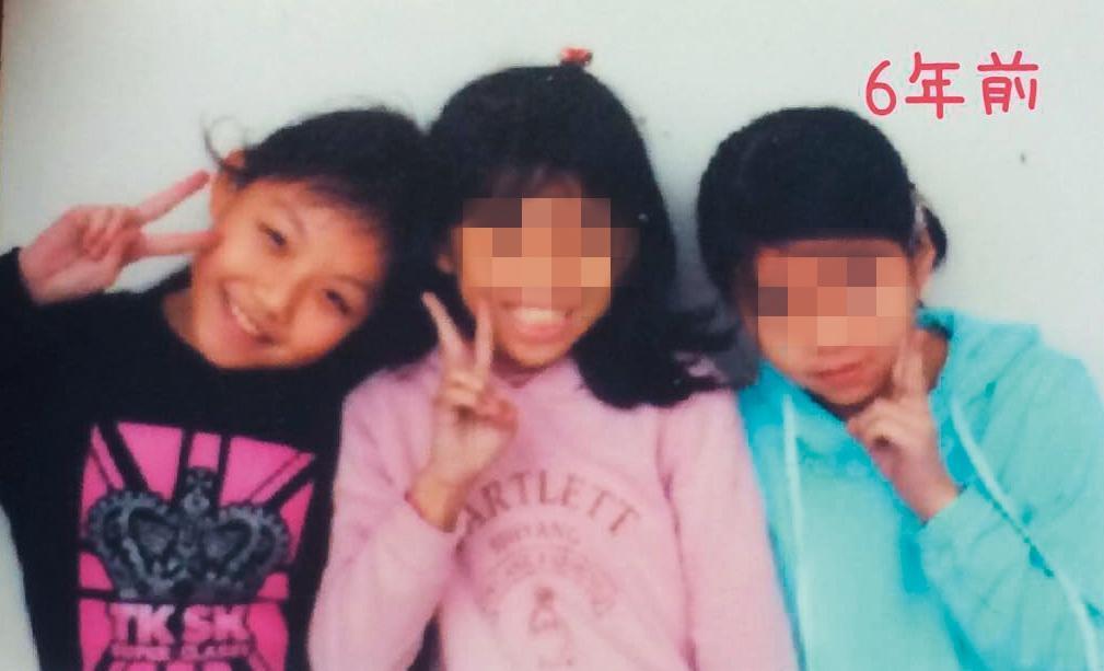 安那曾貼出自己6年前後的照片,看得出她的外向;她從小就愛表演,而且擔任過日本放浪兄弟的舞群。(翻攝自安那IG)