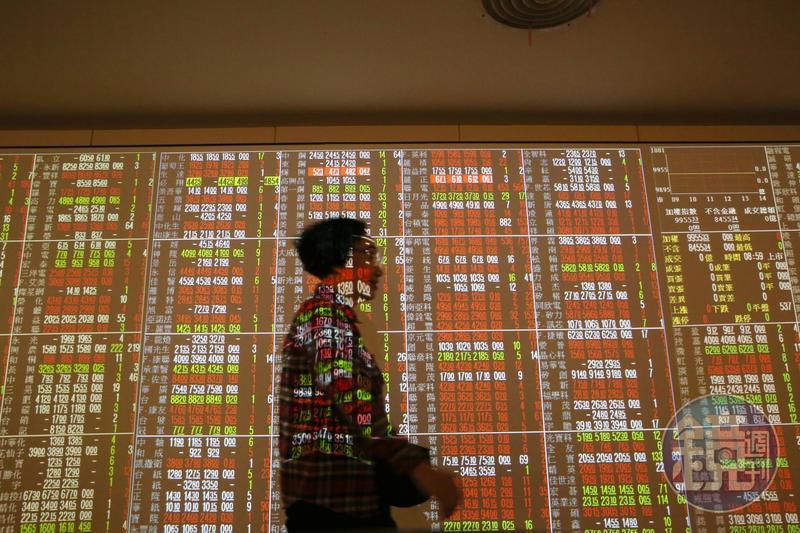 股市因此盛傳有林滄海明牌股,總是能吸引一堆投資人跟進。