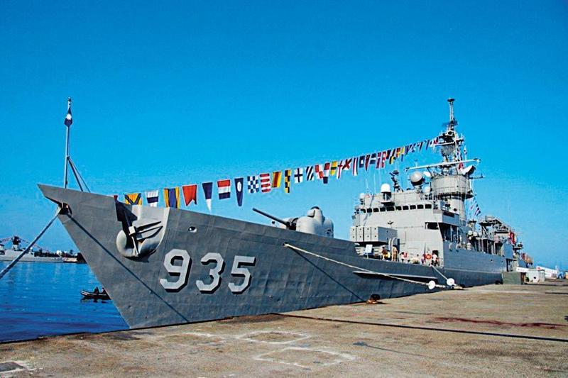 海軍各級主力戰艦相繼爆發違紀事件,引發社會關注。(翻攝海軍官網)