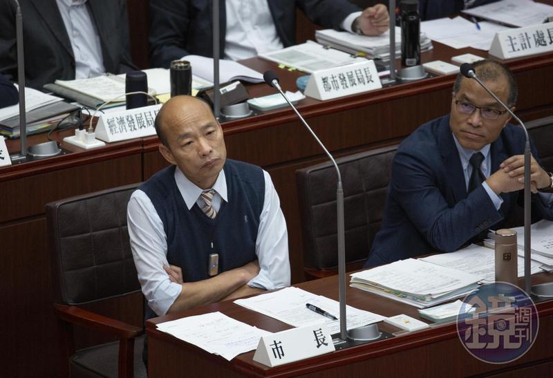 高雄市至今爆發29例登革熱,市長韓國瑜說防疫經費遲遲未下來被蘇貞昌打臉。
