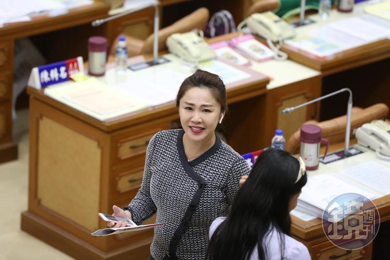 前新北市議員李婉鈺被網友辱罵「306678」,不滿提告。