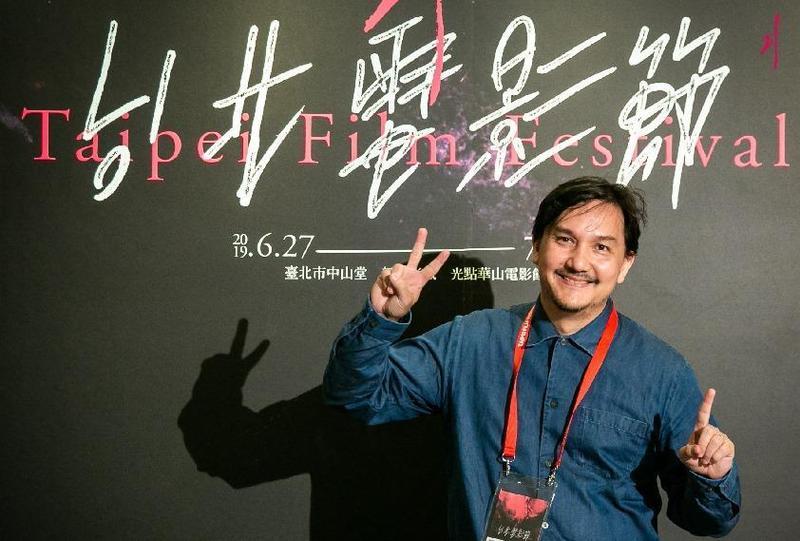 利.查泰米提古是本屆台北電影節焦點影人,操刀過許多東南亞電影的剪接。(台北電影節提供)