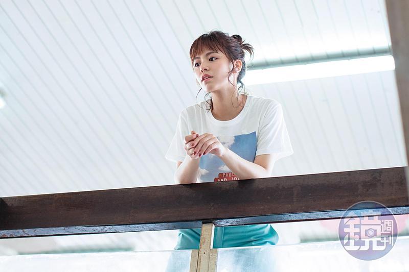 不愛在父母前展現脆弱,但去年遇到低潮時,宋芸樺說,真的是家人跟朋友,才讓她度過了心裡的關。