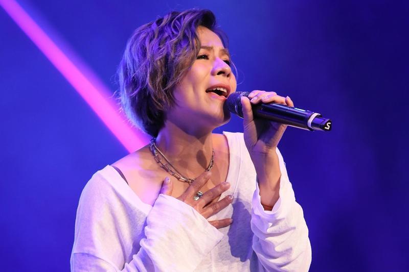 江美琪受邀擔任桃園市政府主辦的《桃漾天籟》歌唱大賽評審。(新視紀整合行銷提供)