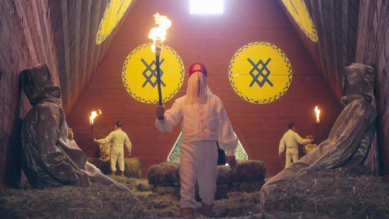瑞典某個小村莊每90年會舉辦慶典,但慶典卻很詭異。(車庫提供)