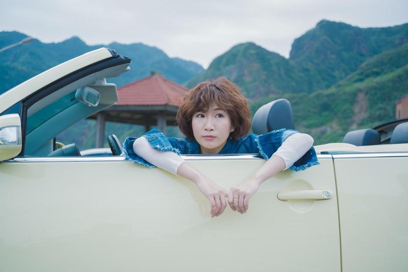 揮別低潮,孔晨羽推出創作單曲《全新的我》。(晨羽音樂提供)