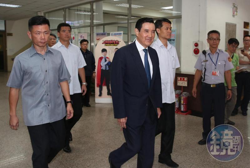 前總統馬英九涉嫌教唆洩密罪,今天獲判無罪確定。