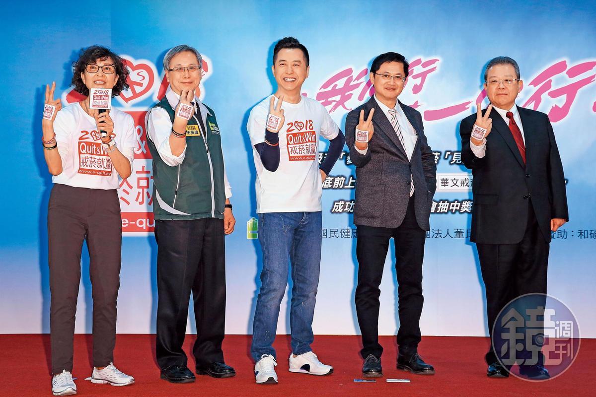董氏基金會認為台灣每年有2.8萬人死於菸害,千萬不能開放新興菸品。