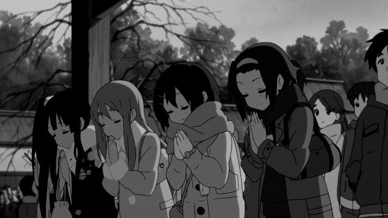 京都動畫多名導演失蹤。(翻攝 K-on 輕音部)