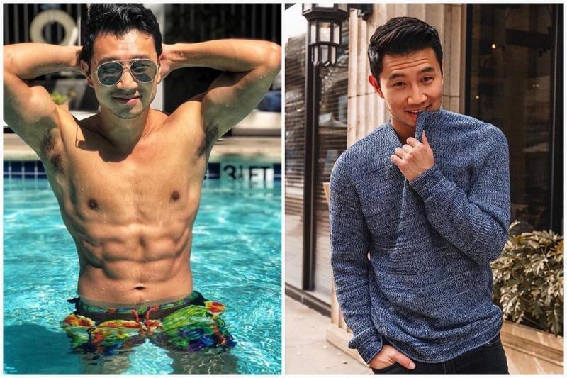 加拿大華裔演員劉思慕(Simu Liu)擊敗彭于晏、吳彥祖,將演出《上氣》(Shang-Chi)男主角。(摘自微博)