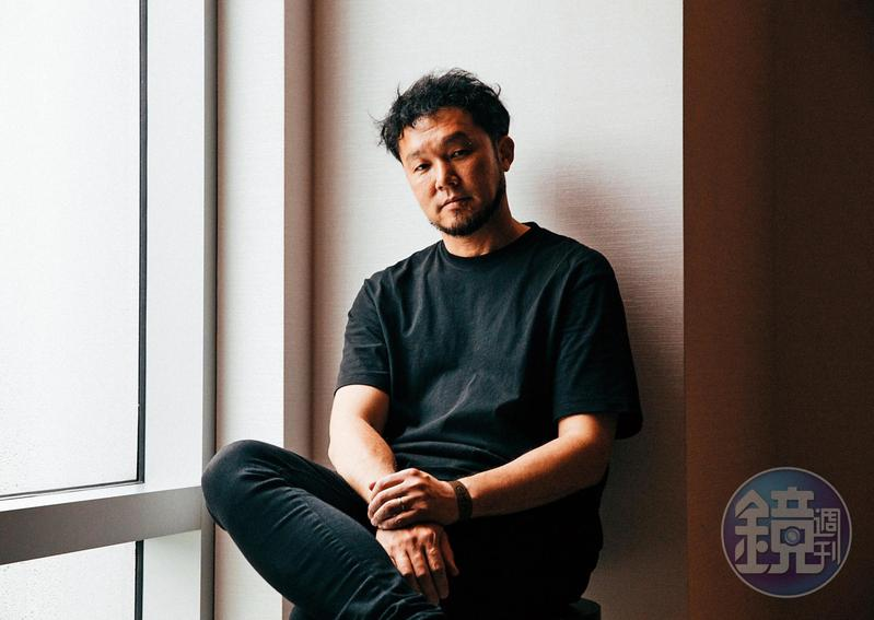 擁有豐沛的跨國合作經驗,伊藤涼比起其他日本創作人更懂得打團體戰的優勢。