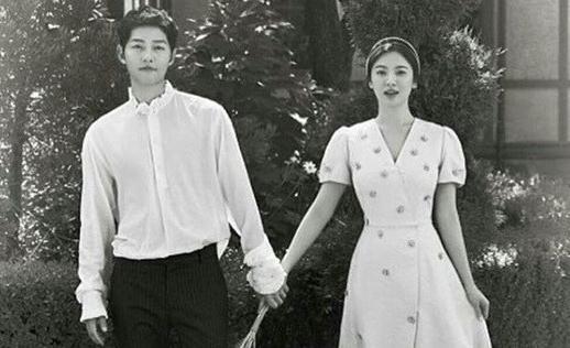 宋仲基(左)、宋慧喬的離婚調解已於今(22日)完成。(翻攝自Naver)