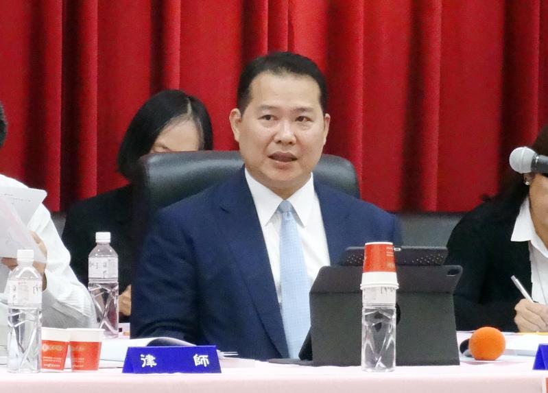 台中銀董事長王貴鋒斥資超過百億興建的新總部-「台中之鑽」,預計於2022年完工。(聯合知識庫)