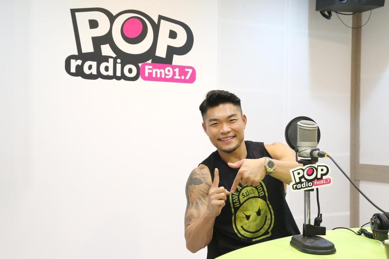 李玖哲10月開演唱會,找黃立行當這次演唱會嘉賓,沒想到黃立行一個NO就拒絕。(POP RADIO提供)