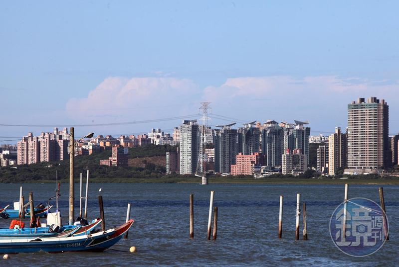 淡水像故鄉,成為不少港人退休首選。