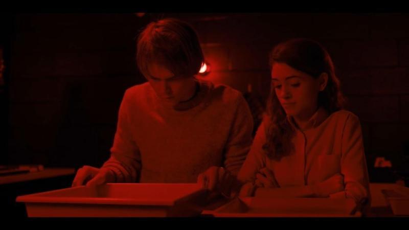 影集《怪奇物語》中,時常出現的「紅色房間」。(翻攝自StackExchange)